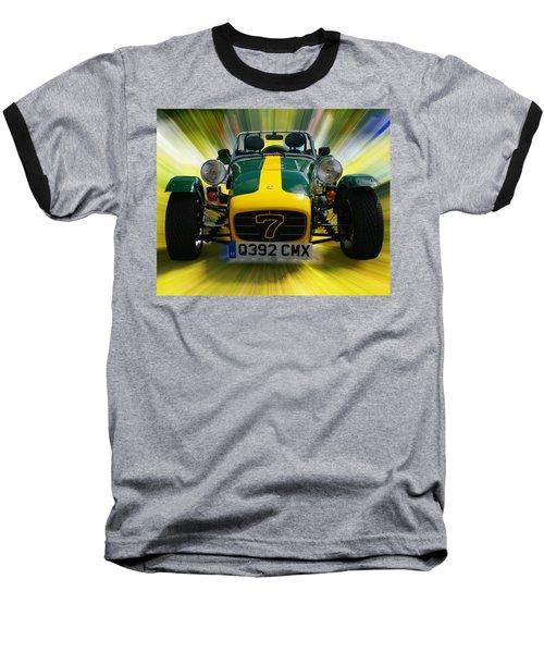 Caterham 7 Baseball T-Shirt