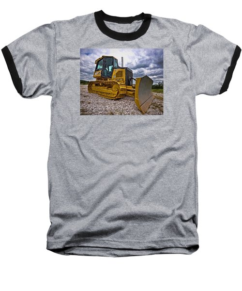 Caterpillar 650j Baseball T-Shirt