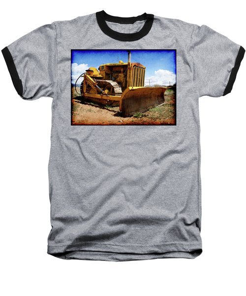 Caterpillar Twenty Two Baseball T-Shirt
