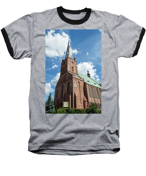 Cathedral Basilica Of St. James The Apostle, Szczecin A Baseball T-Shirt