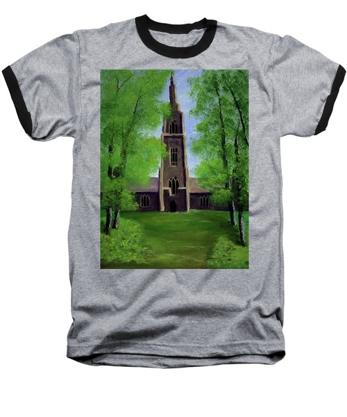 Cathedral Baseball T-Shirt