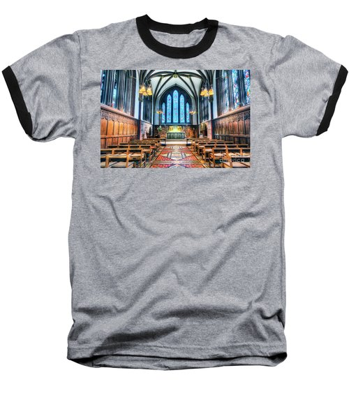 Cathedral Glow Baseball T-Shirt