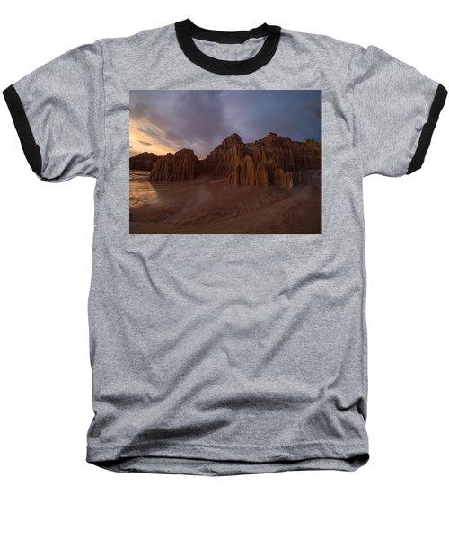 Cathedral Gorge Baseball T-Shirt