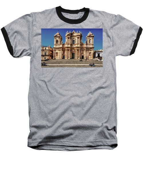 Cathedral II Baseball T-Shirt