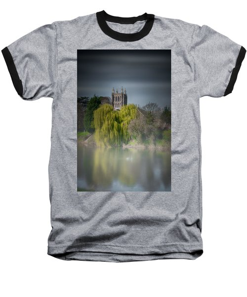 Cathedral In The Mist Baseball T-Shirt