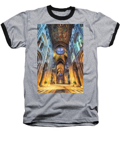 Cathedral Baseball T-Shirt