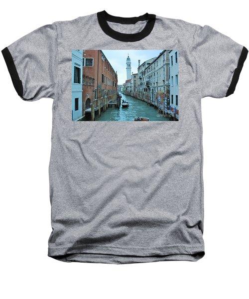 Cathedral Of San Giorgio Dei Greci Baseball T-Shirt