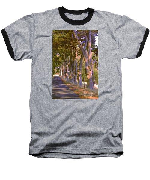 Cathedral Of Trees Baseball T-Shirt