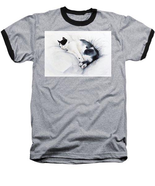 Catnap 1-2 Baseball T-Shirt
