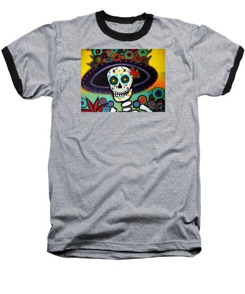 Catrina Baseball T-Shirt