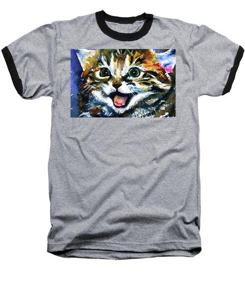 Cats Eyes 15 Baseball T-Shirt
