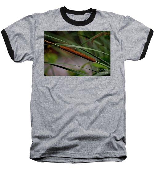 Cattail II Baseball T-Shirt