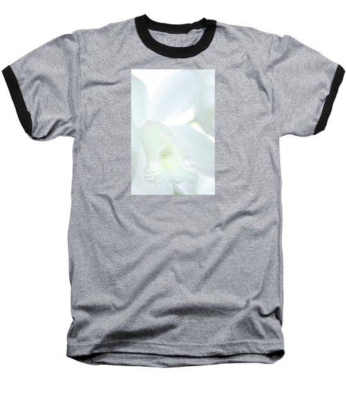 Cattleya Orchid #1 Baseball T-Shirt