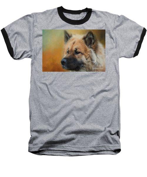 Caucasian Shepherd Dog Baseball T-Shirt