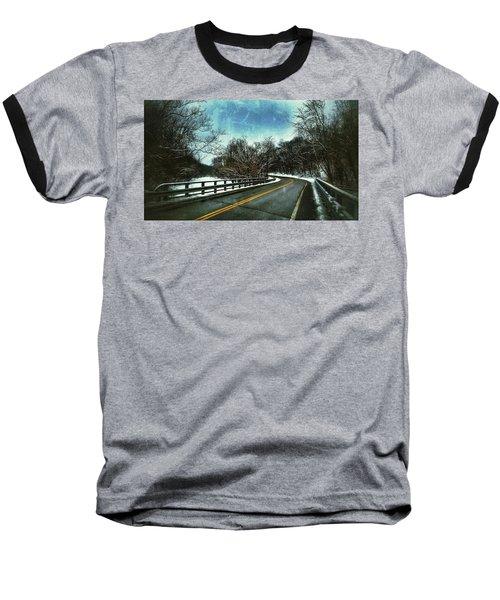 Caution Two Baseball T-Shirt