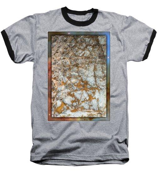 Cave Abstraction.... Baseball T-Shirt