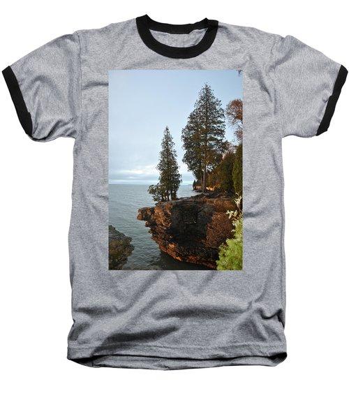 Cave Point Baseball T-Shirt