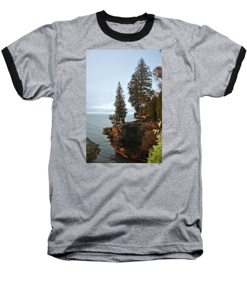 Cave Point Baseball T-Shirt