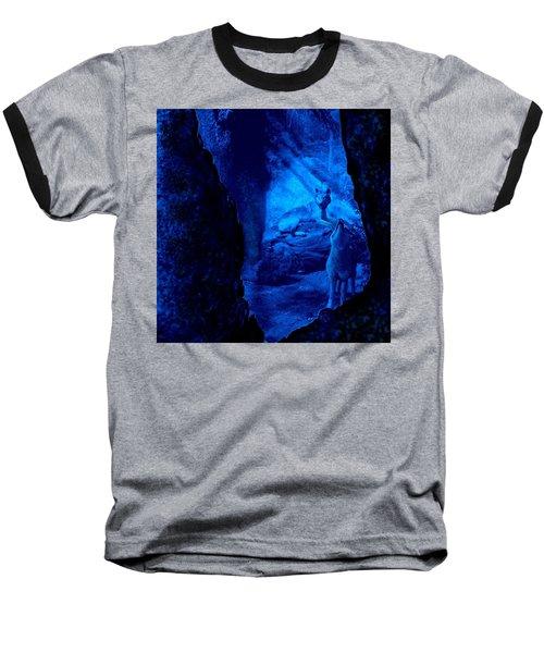 Cavern Baseball T-Shirt