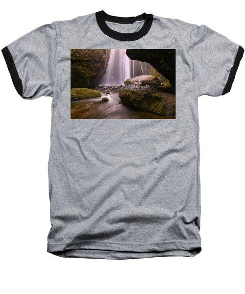 Cavern Of Dreams Baseball T-Shirt