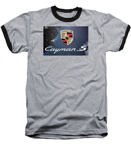 Cayman S Baseball T-Shirt