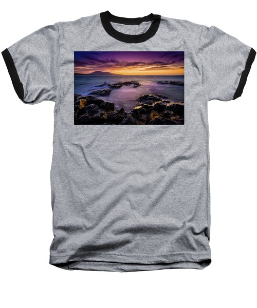 Ceapabhal And Traigh Mohr, Isle Of Harris Baseball T-Shirt