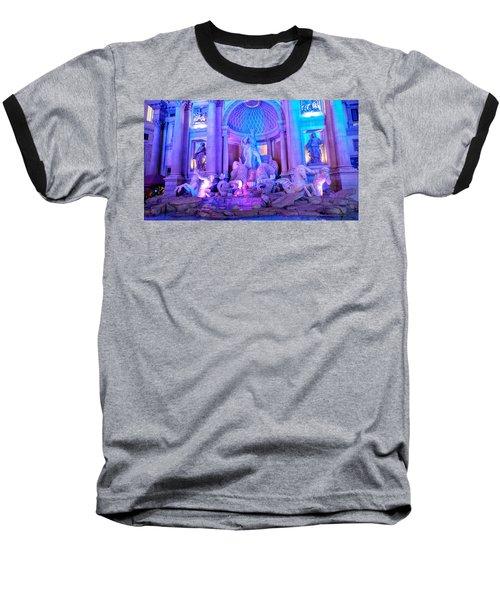 Ceasars Palace Forum Shops Baseball T-Shirt