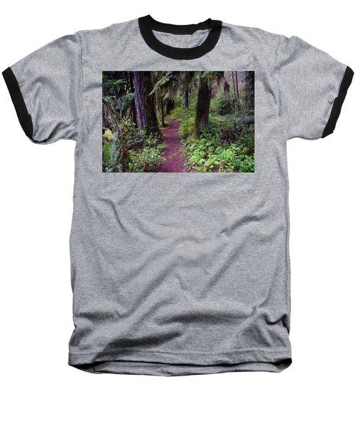 Cedar Creek Trail #3 Baseball T-Shirt