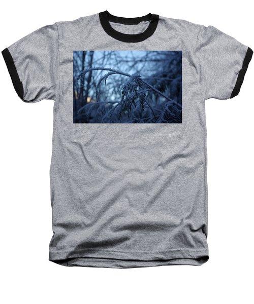 Cedars Of Ice Baseball T-Shirt
