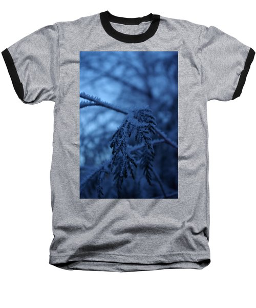 Cedars Of Ice II Baseball T-Shirt