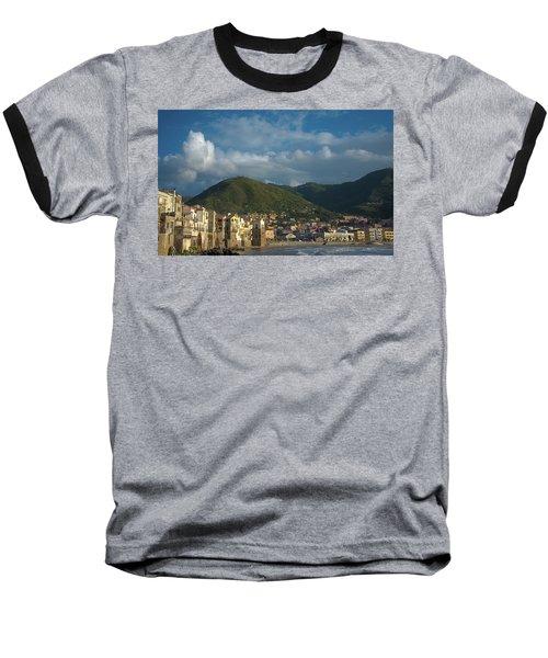 Cefalu  Baseball T-Shirt
