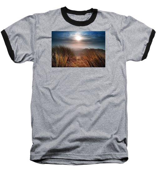 Cefn Sidan Beach 1 Baseball T-Shirt