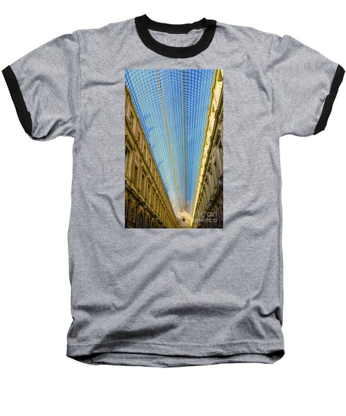 Baseball T-Shirt featuring the photograph Ceiling  by Pravine Chester