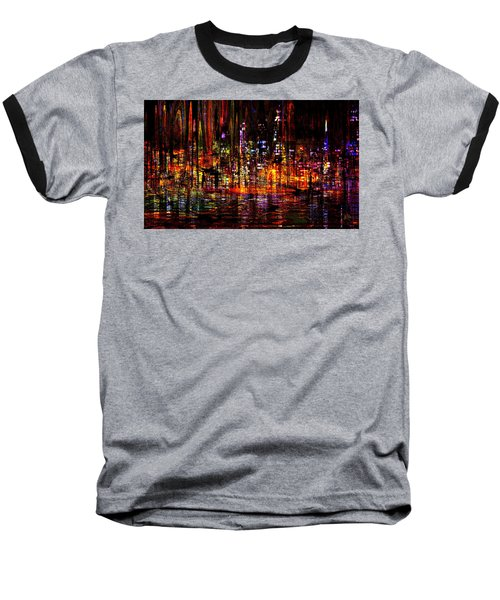 Celebration In The City Baseball T-Shirt