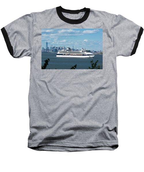 Celebrity Summit Baseball T-Shirt