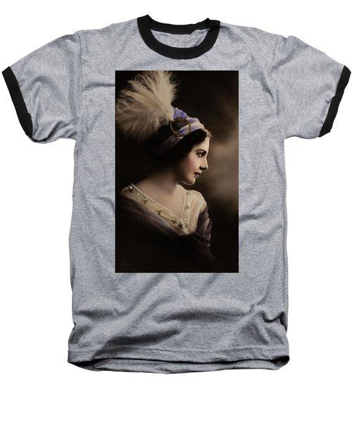 Celeste Aida Baseball T-Shirt
