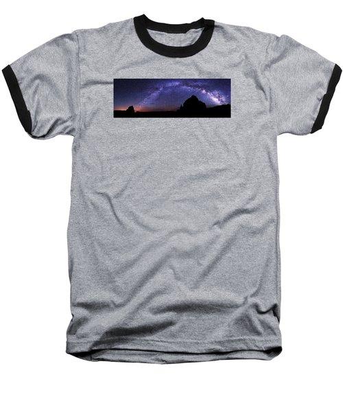 Celestial Arch Baseball T-Shirt