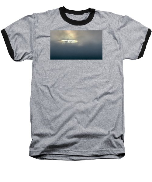 Baseball T-Shirt featuring the photograph Celestial Eye by Carlee Ojeda