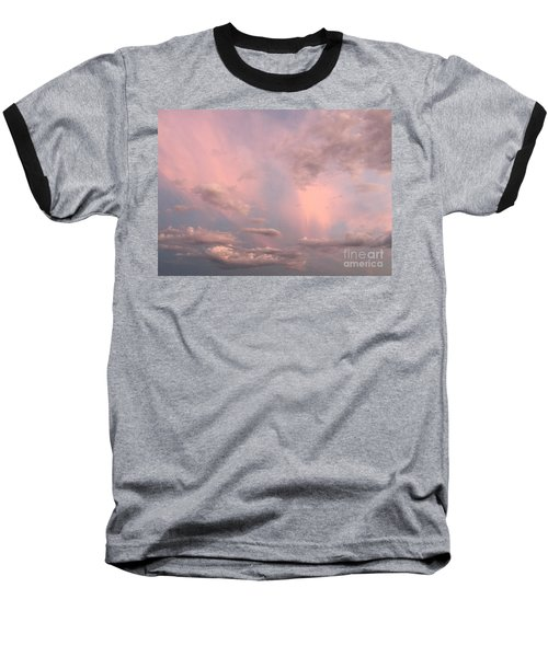 Baseball T-Shirt featuring the photograph Celestial Sky by Paula Guttilla
