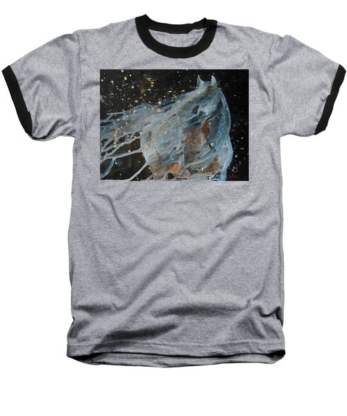 Celestial Stallion  Baseball T-Shirt