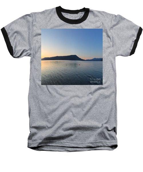 Celista Sunrise 2 Baseball T-Shirt by Victor K