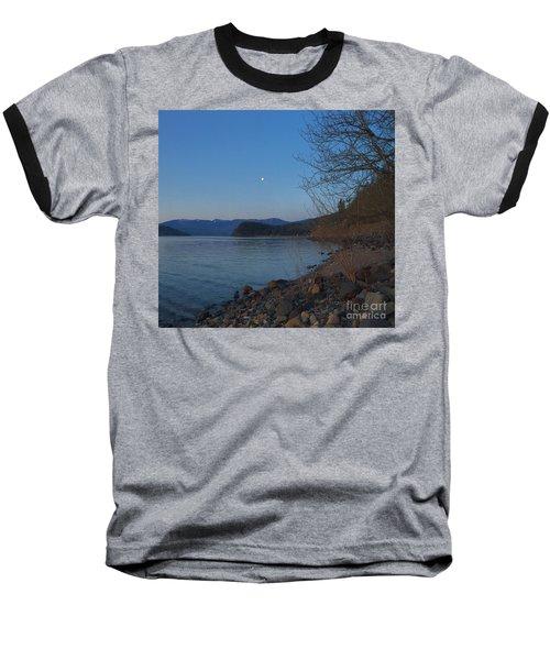Celista Sunrise 3 Baseball T-Shirt by Victor K