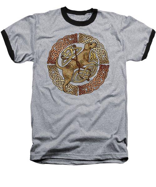 Celtic Dog Baseball T-Shirt