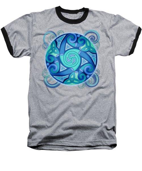 Celtic Planet Baseball T-Shirt