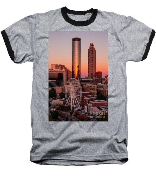 Centennial Olympic Park Baseball T-Shirt