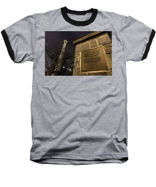 Centennial Park 1 Baseball T-Shirt