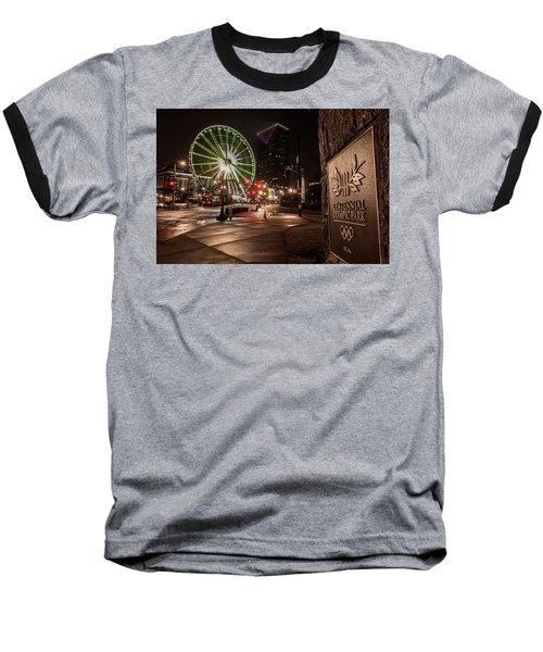 Centennial Park 2 Baseball T-Shirt