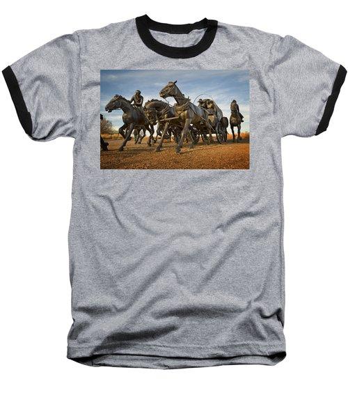 Centennial Statues Baseball T-Shirt