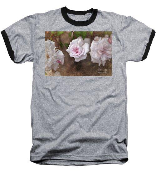 Center Of Hope Baseball T-Shirt by Gina Savage