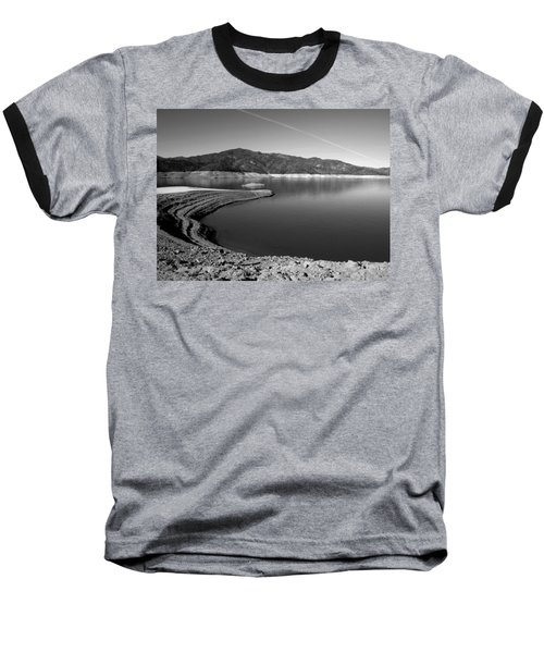 Baseball T-Shirt featuring the photograph Centimudi In Black And White by Joyce Dickens